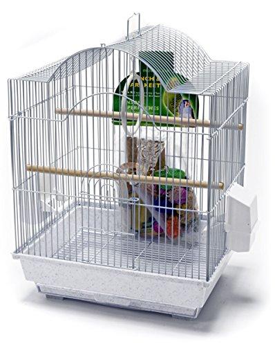 Penn Plax BCK1A Small Bird Starter Cage Kit by Penn Plax