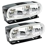 Hella Optilux H71010321 Model 2020 12V Black Dual Beam Ha...