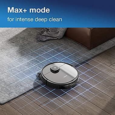 Ecovacs DEEBOT OZMO 950 Robotic Vacuum Cleaner 2-in-1 Vacuuming & Mopping with Smart Navi 3.0 Laser Technology Custom Cleaning Multi-Floor Mapping Virtual Wall Works on Carpets & Hard Floors 11
