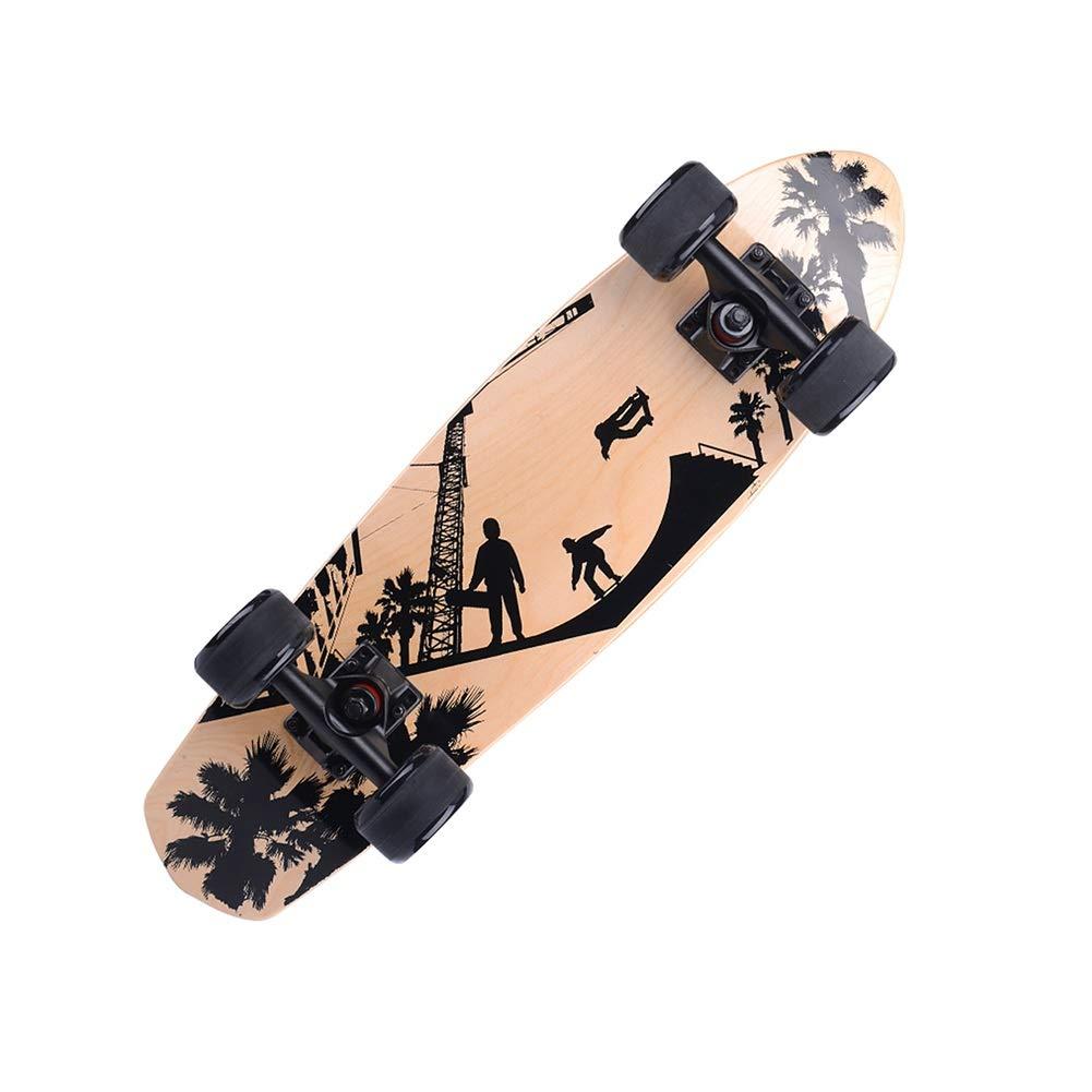 最新人気 ZX スクーター スケートボード 大きな魚のプレート 4ラウンド 初心者 小さな魚のプレート 専門家 ダブルロッカー life 4ラウンド スクーター アダルト 男性と女性 ブラシストリート 旅行 (色 : Flying pterosaur) B07H29W2SL Skateboarding life Skateboarding life, イタクラマチ:4b8ad06a --- a0267596.xsph.ru