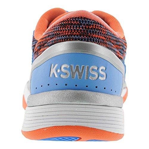 Fusion Women's Swiss K Hypercourt Blue 2 Bonnie Coral 0 d60RqRzwB