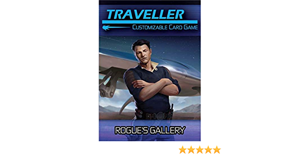 Traveller CCG Exp Rogues Gallery