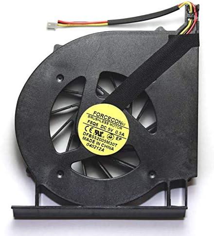Please Check The Picture Nerd Herd Compaq Presario CQ61-233EZ CQ61-235ET CQ61-235EZ CQ61-237EZ CQ61-240ED CQ61-240EG CQ61-240EJ CQ61-240EK Laptop Fan Version 1