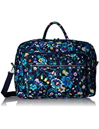 Iconic Grand Weekender Travel Bag, Signature Cotton