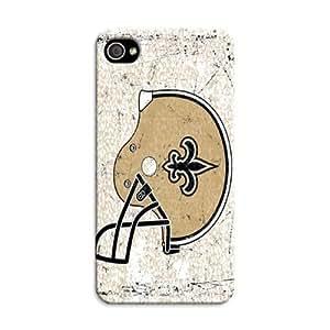 Iphone 6 Plus Protective Case,2015 Football Iphone 6 Plus Case/New Orleans Saints Designed Iphone 6 Plus Hard Case/Nfl Hard Case Cover Skin for Iphone 6 Plus