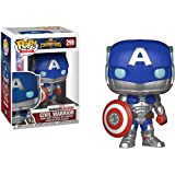 Funko Pop! Games: Marvel - Contest of Champions - Civil Warrior Collectible Figure