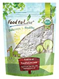 Organic Garlic Powder — Non-GMO, Kosher, Raw, Dried, Bulk (by Food to Live) 1 Pound