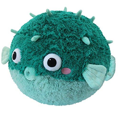 fun pufferfish plush animal