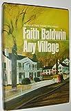 Any Village, Faith Baldwin, 0030850460