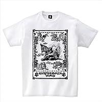 モンスターハンター:ワールド Tシャツ 和柄 XLサイズの商品画像