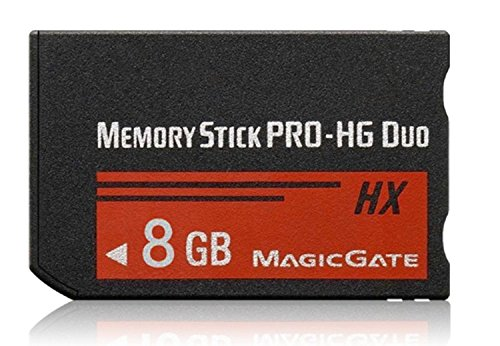 Original High speed memory stick Pro- HG duo (MS-HX8A)PSP Accessories for Sony camera ()