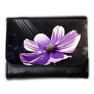 le portefeuille de grands luxe femmes avec beaucoup de compartiments // M00292081 Flor de flores de la naturaleza de la // Medium Size Wallet