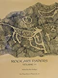 img - for Rock Art Papers: Vol 11 (San Diego Museum Papers #31) book / textbook / text book