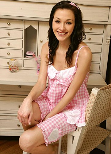 DMMSS Ladies 'Homewear Vestito Di Cotone Sottili Plaid Sling Pantaloni Corti 2 Piece Set Pajamas Set