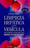 Book Cover for Limpieza hepatica y de la vesicula (Coleccion Salud y Vida Natural) (Spanish Edition)