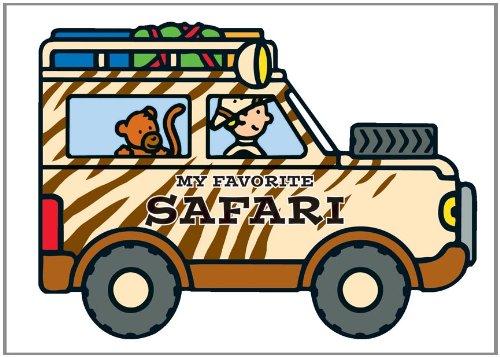 Download My Favorite Safari (My Favorite Vehicles) pdf epub