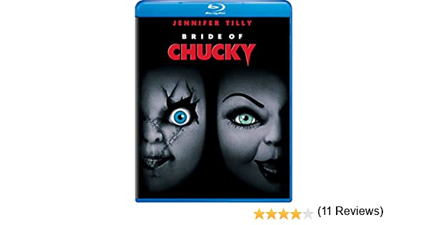 Bride Of Chucky Edizione: Stati Uniti Italia Blu-ray: Amazon.es: Jennifer Tilly, Katherine Heigl, Nick Stabile, Alexis Arquette, Ed Gale, John Ritter, ...