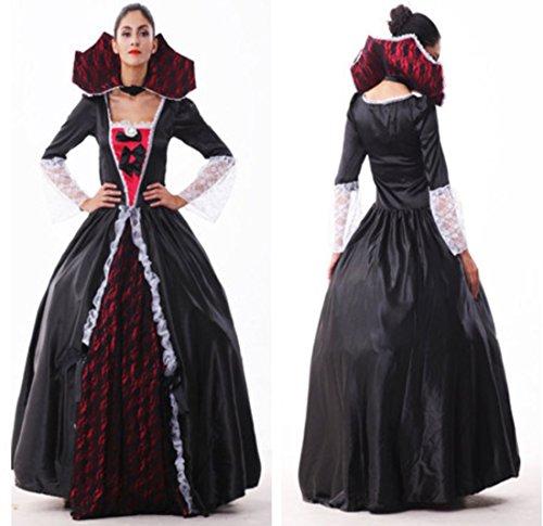 Ghost Bride Vampire Halloween Witch Devil DS Cosplay