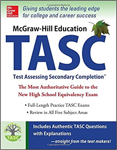 McGraw-Hill Education TASC: The Official Guide to the Test (Mcgraw ...