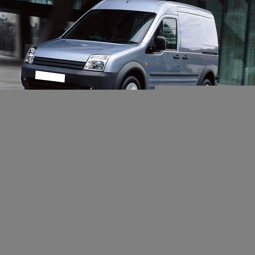 FORD TRANSIT CONNECT REAR BUMPER CAP WITH CLIPS LEFT.RIGHT 4420160 4420161