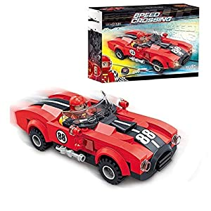 SillyMe Car 173 Pcs Brick...