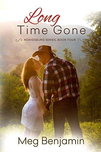 Long Time Gone Konigsburg Book 4 Kindle Edition By Meg Benjamin