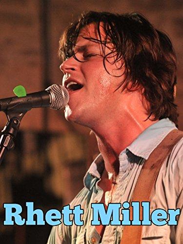 Rhett Miller on Amazon Prime Video UK