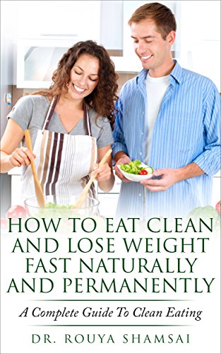 Clean Lose Weight Naturally Permanently ebook product image
