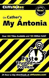 """Notes on Cather's """"My Antonia (Cliffs Notes)"""
