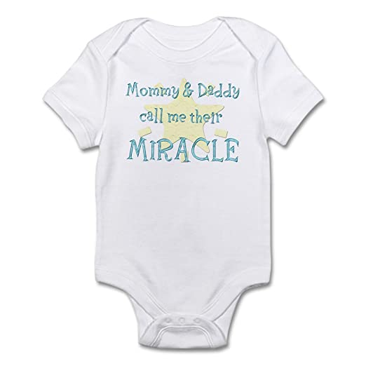 d7c1a3d0806f Amazon.com  CafePress Mommy   Daddy call me their Baby Bodysuit ...