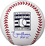 Randy Johnson Arizona Diamondbacks Autographed Hall of Fame Logo Baseball with HOF 15 Inscription - Fanatics Authentic Certified