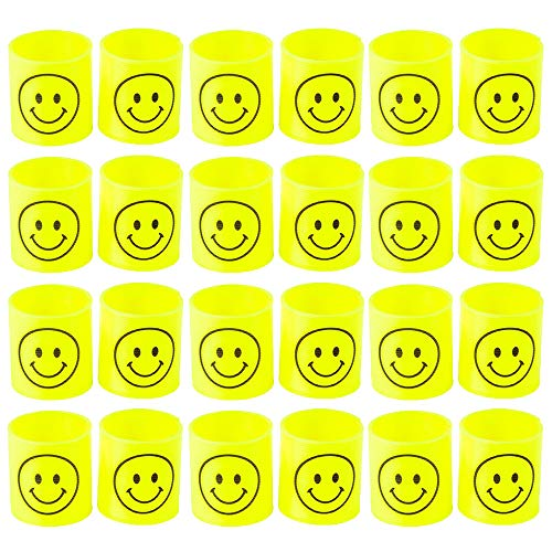 (Kicko Smiley Face Springs - Set of 24-1.4