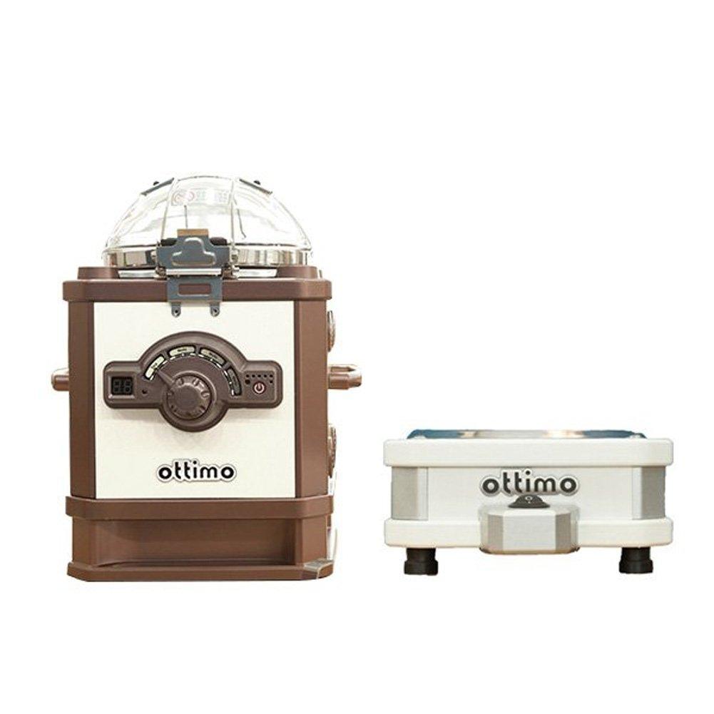 OTTIMO JN-510R Tea& Nuts Roaster + Cooler Set 220V