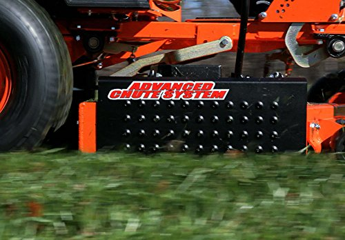 Advanced Chute System: Mower Discharge Shield - - Snapper Turn Zero