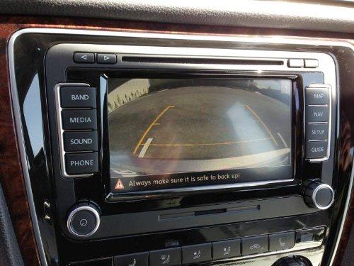 genuine volkswagen oem rear view backup camera kit for