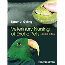Veterinary Nursing of Exotic Pets