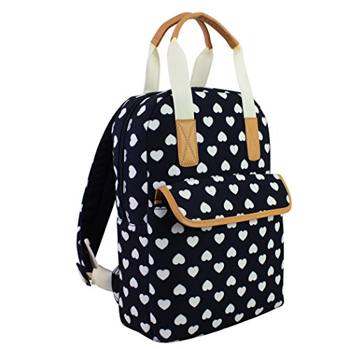 bjx-kids-double-handle-heart-print-backpack