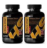 Anti inflammatory supplement powder - ECHINACEA EXTRACT - Natural echinacea - 2 Bottles 200 Capsules
