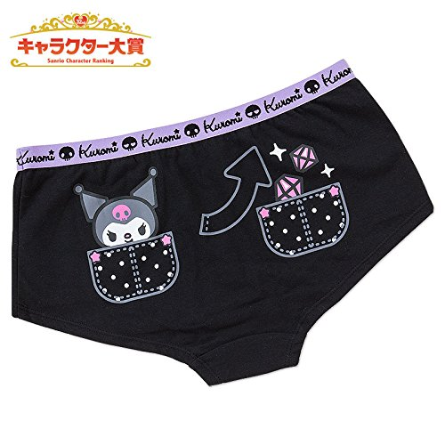 Pants Girl Nerd Costume (Sanrio Kuromi adult character pants Sanrio Character Ranking 2017 M size From Japan)