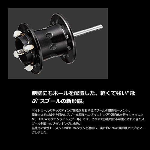 SHIMANO Reel 16 Casitas MGL 100HG