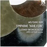 RIHM. Symphony Nahe Fern. Luzerner Sinfonieorchester/Gaffiga