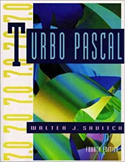 Turbo Pascal 7.0 (4th Edition)