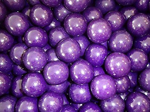 Oak Leaf Purple Grape Gumballs 1 Diameter (1