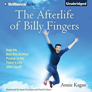 The Afterlife of Billy Fingers Audiobook