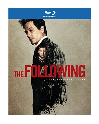 The Following: The Complete Series Box Set (Seasons 1-3) (BD) [Blu-ray]