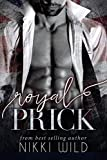ROYAL PRICK: A BRITISH STEPBROTHER ROMANCE