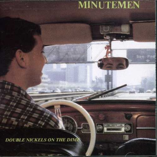 Double Nickels on the Dime - Disney Minutemen