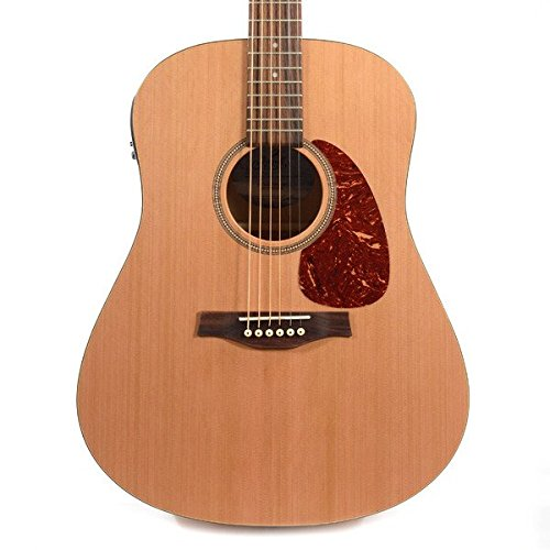 readnought Acoustic-Electric Guitar Natural With B-Band M-450T (Electric Guitar Satin Cherry)
