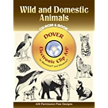 Wild and Domestic Animals CD-ROM and Book