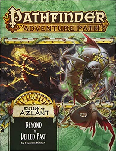 Pathfinder Adventure Path: Ruins of Azlant 6 of 6: Thurston